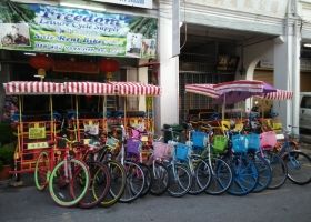 Penang Bicycle Rental-shop