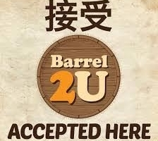 Accept Barrel2u here